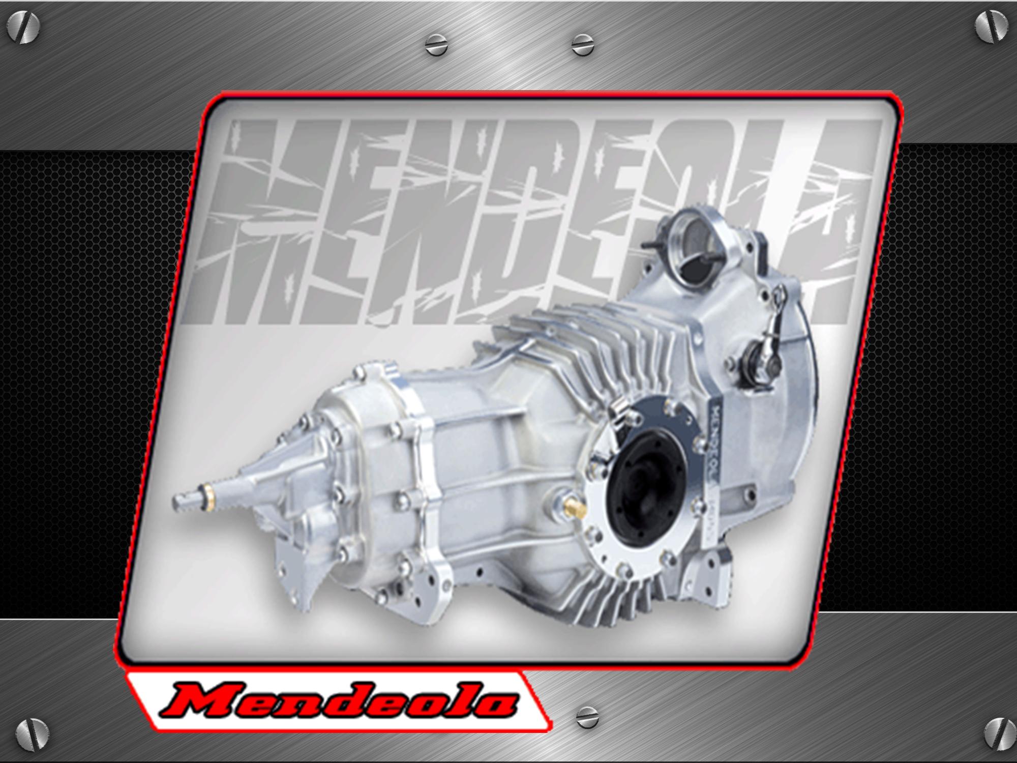 Mendeola transmissions wright gear box