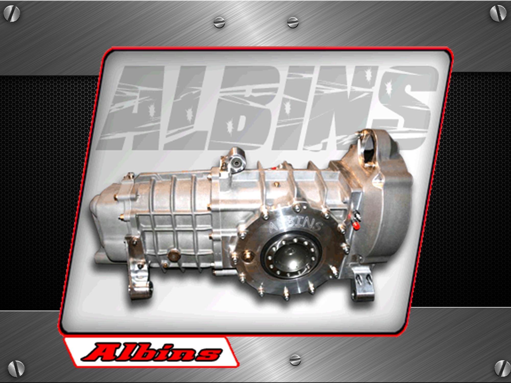 Albins transmissions wright gear box