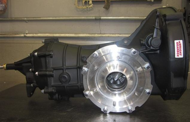 transmission wright gear box