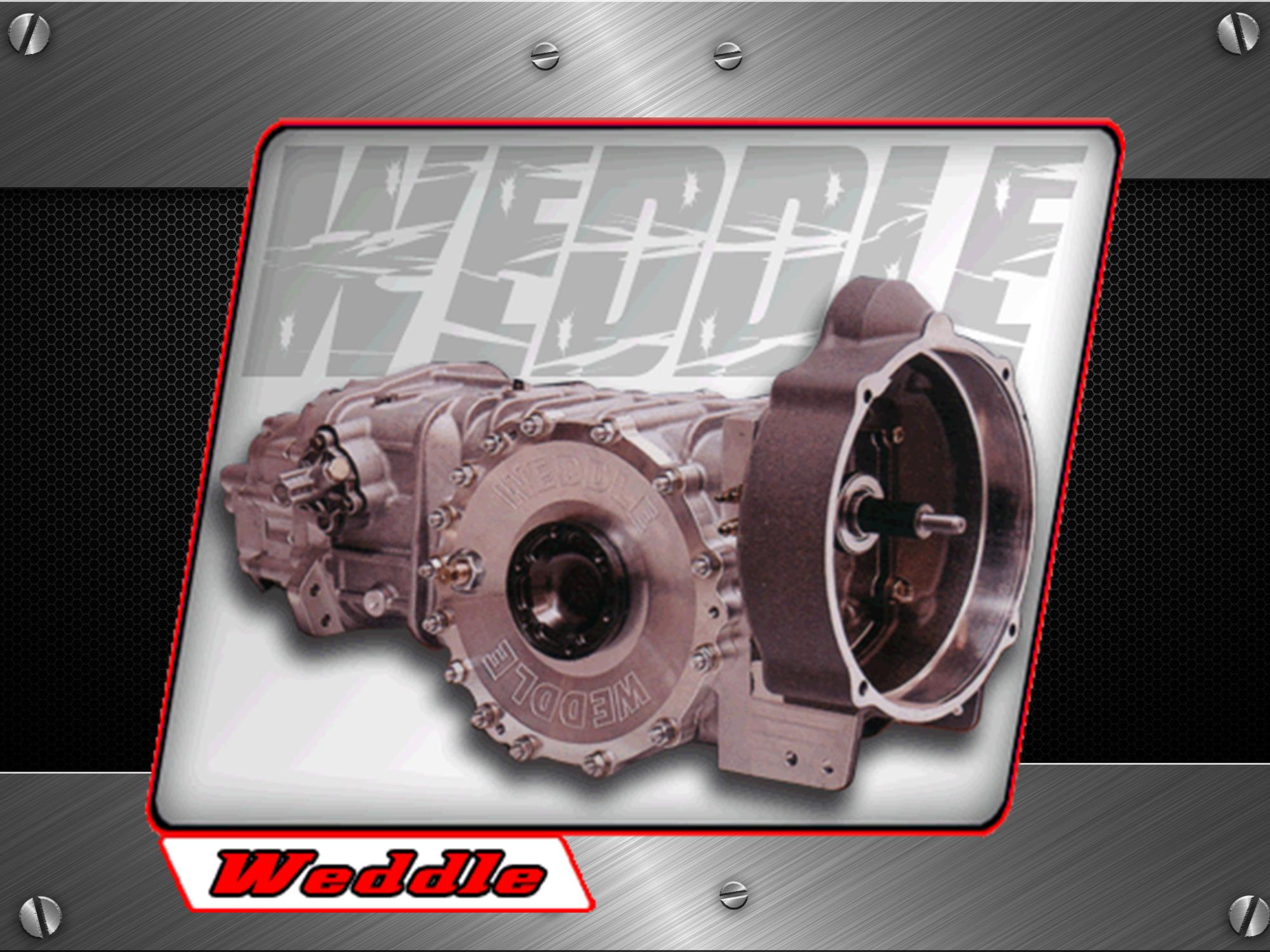 weddle transmissions wright gear box